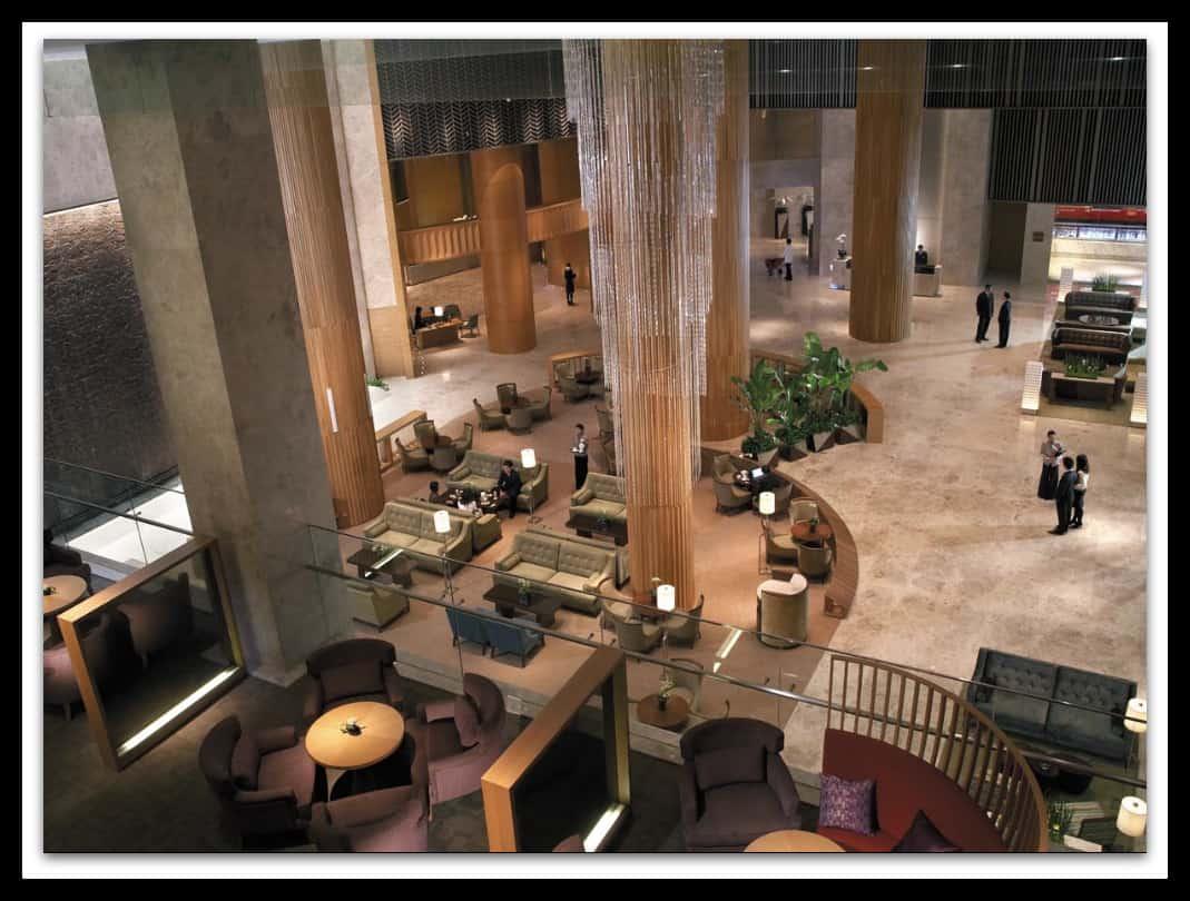 台南遠企香格里拉飯店照片(取自官網)