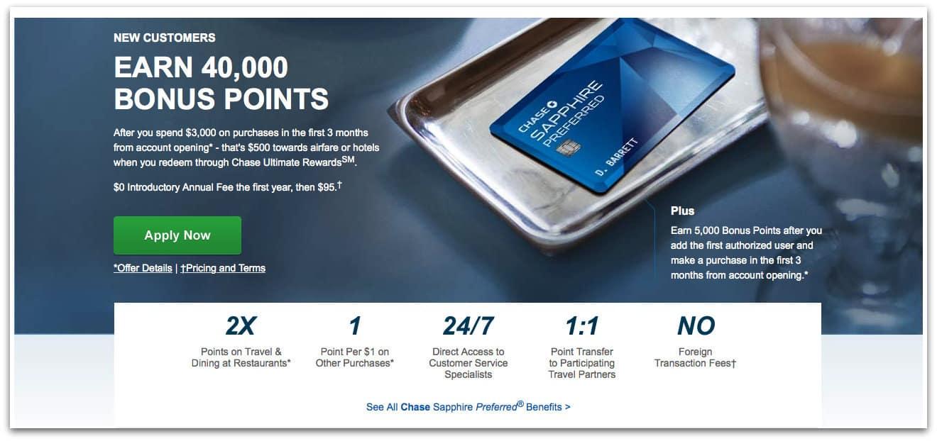 大通銀行藍寶石卡首選卡(是這樣翻嗎?),在旅遊和餐廳兩個類別可以得到加倍點數