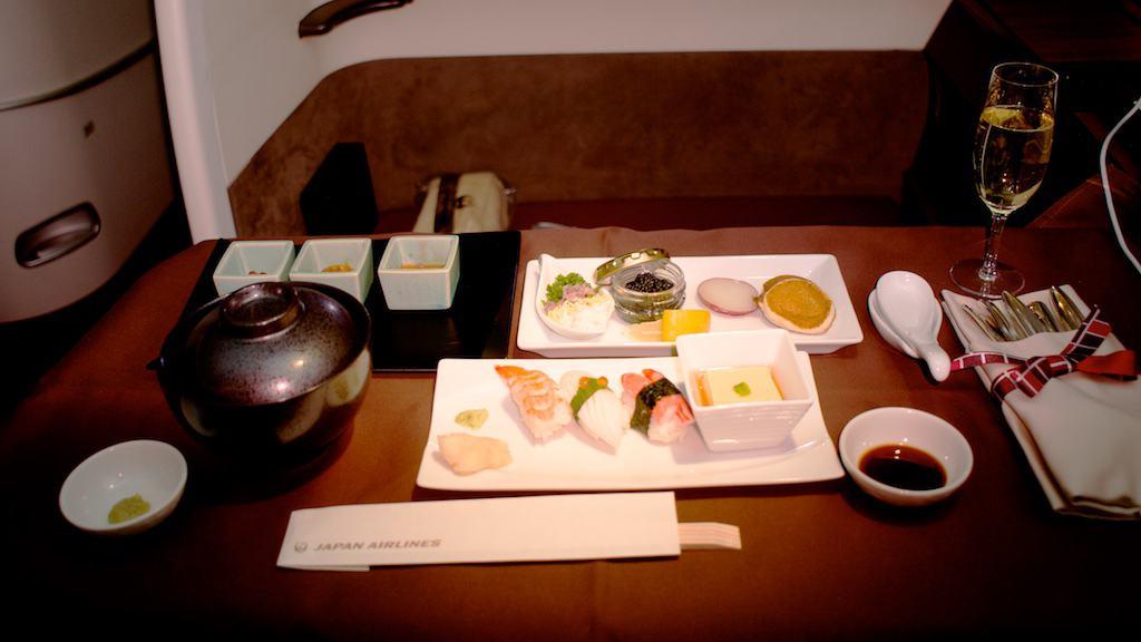 沒有晚餐,只有宵夜(宵夜組合+茶泡飯+魚子醬+下酒菜)