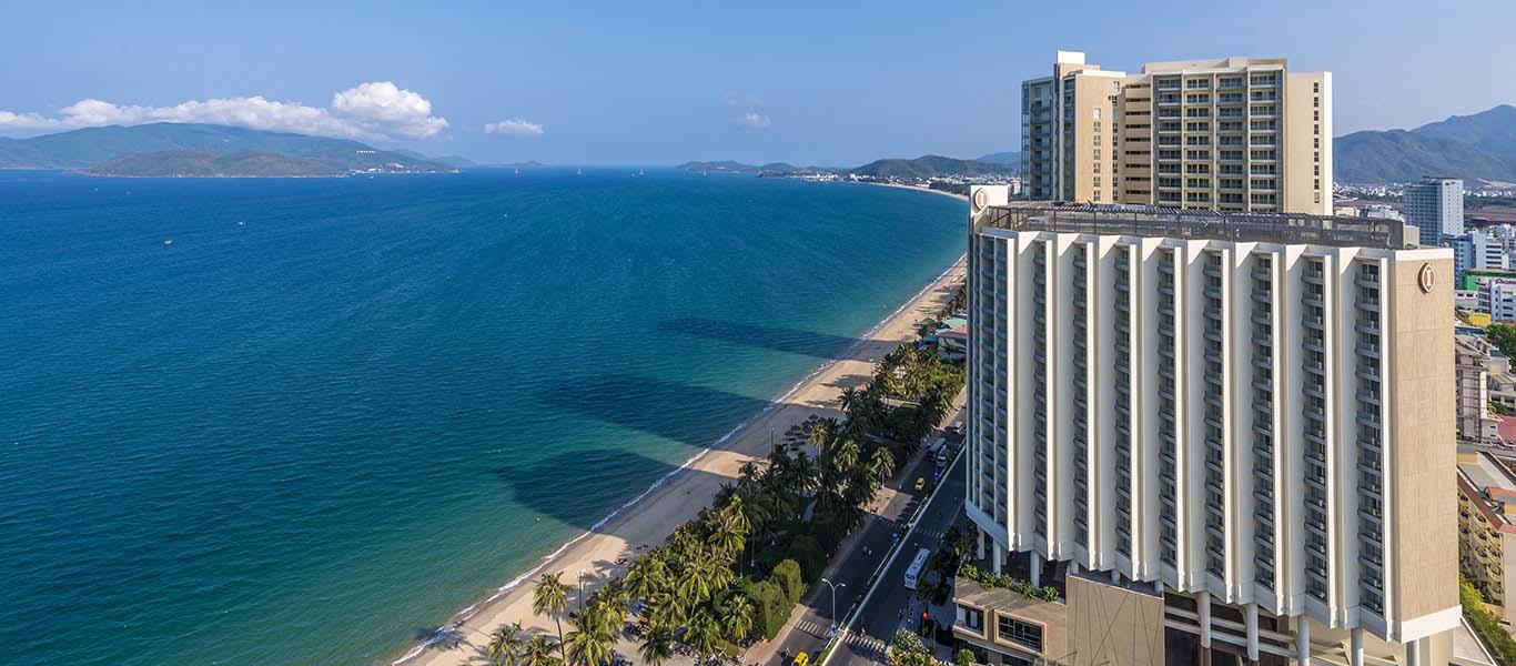 芽莊洲際酒店是這次預覽中唯一參加 pointsbreak 的洲際飯店(圖片取自官網)