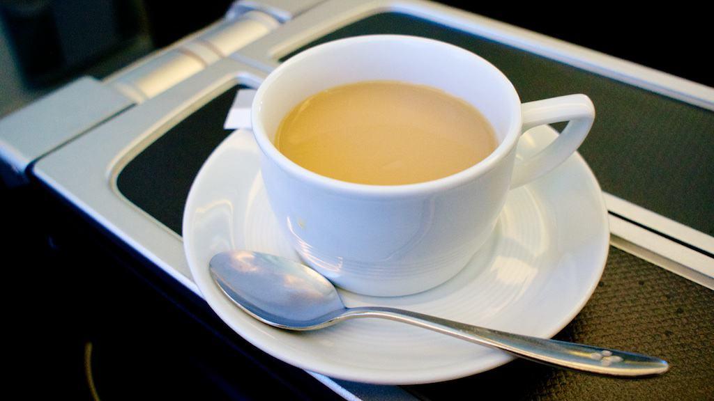 JL816 飯後咖啡