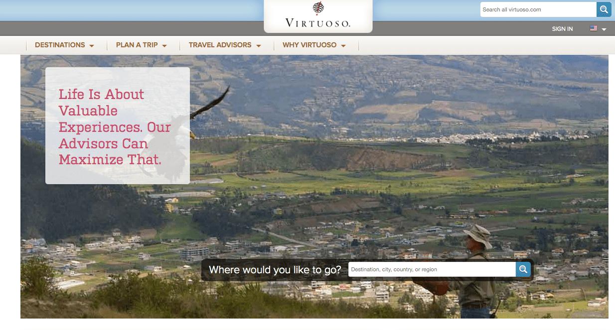 Virtuoso官方網站