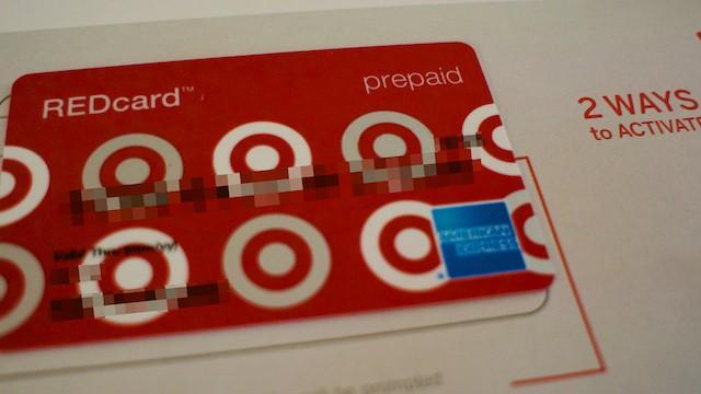 現在最主流在美國使用的消費工具Amex Prepaid REDcard