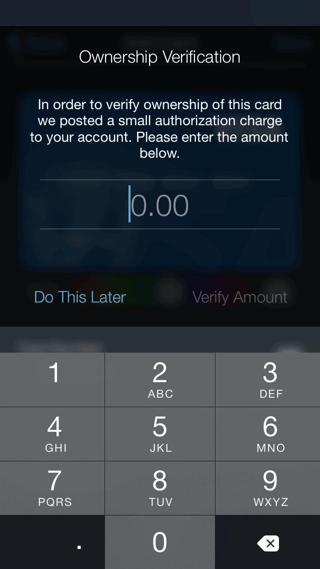 台灣的信用卡沒有郵遞區號可以認證,只好用額外關卡來認證