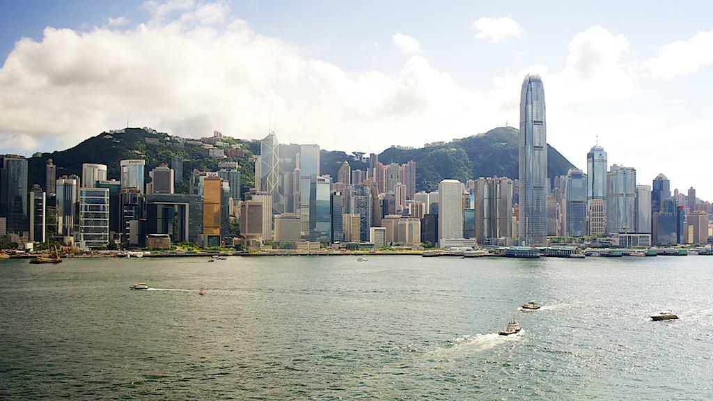 香港近,光靠週末就可以享受出國遊玩。因為所需的里程較低,可當做點數旅行入門的好地方。(攝自香港洲際飯店)