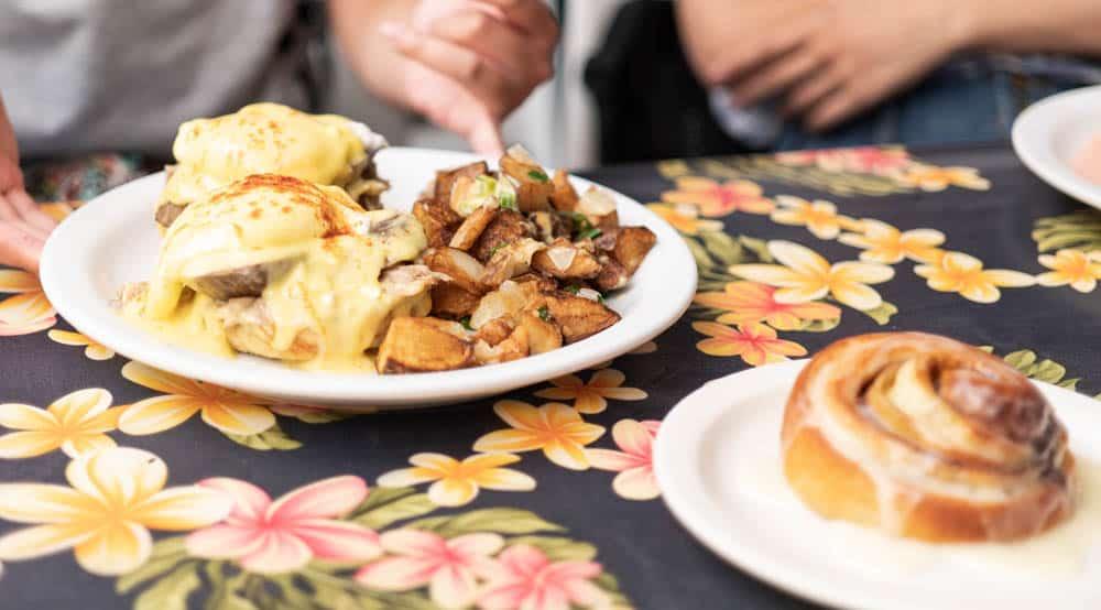Cinnamon's 身為一個美式早午餐餐廳份量實在驚人,點餐時要控制一下量呀(研究生的點數旅行筆記)